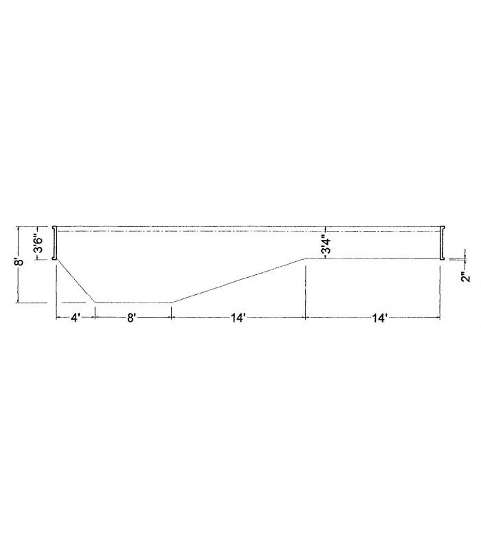20 x 40 4 rectangle steel wall inground pool kit do it yourself 20 x 40 4 radius rectangle steel wall in ground pool kit do solutioingenieria Choice Image