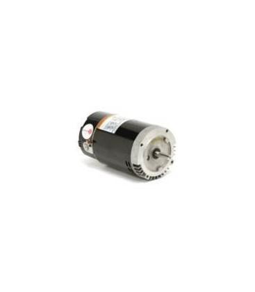 2EZ Speed 1 1/2 HP C-Flange 2 Speed w/ Timer EB2977T US Motors 1.5 HP