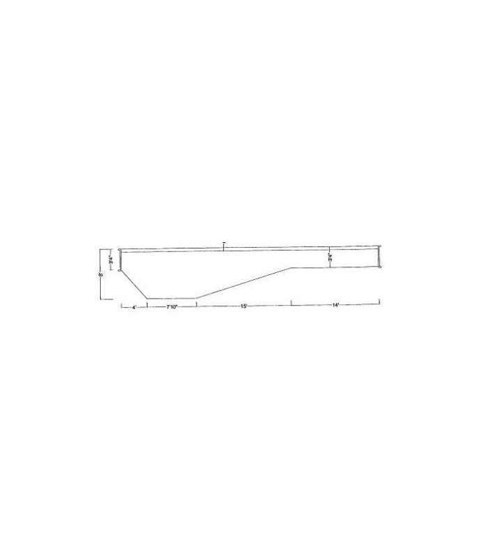 20 10 x 40 10 2 diagonal corner wood wall in ground pool kit 20 10 x 40 10 2 diagonal corner wood wall in ground pool solutioingenieria Images