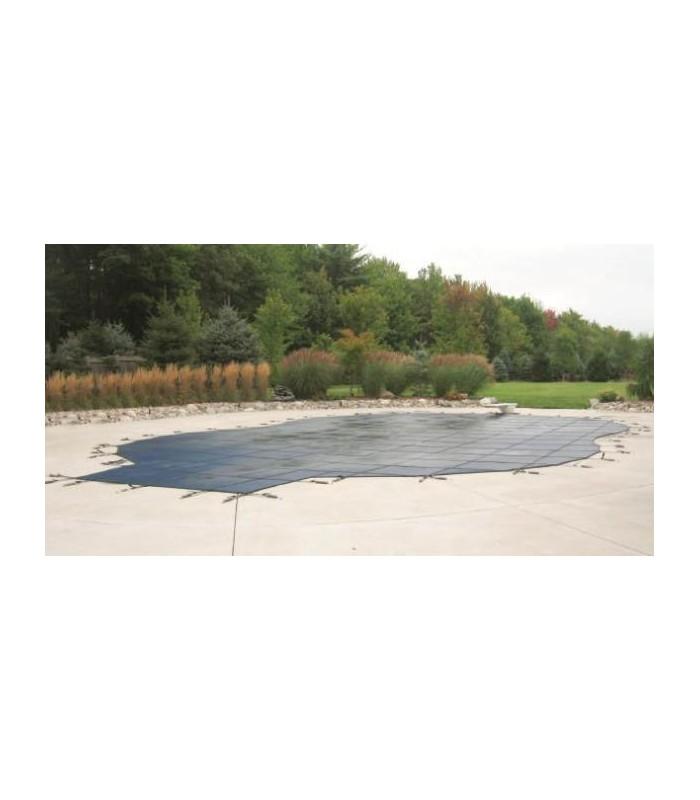 Merlin Safety Cover 14X28 Dura-Mesh Inground Swimming Pool