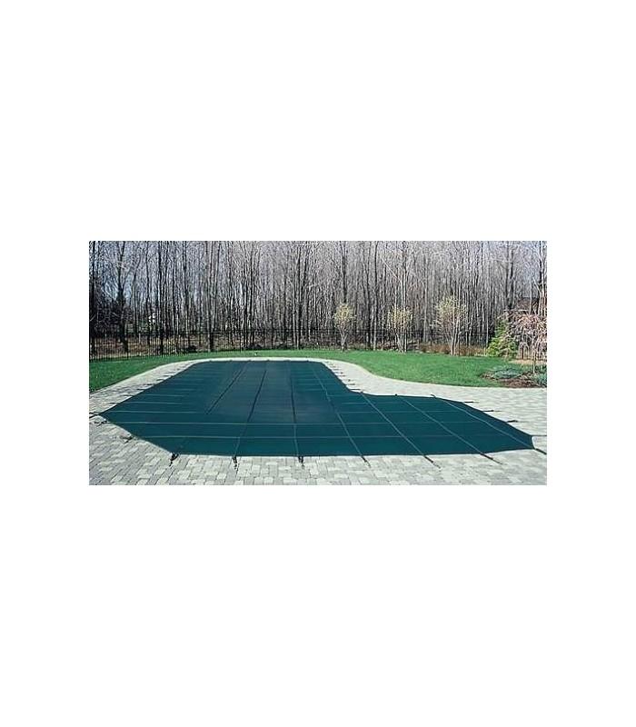 Gli Swimming Pool Safety Cover 16x32 Secur A Pool Gli