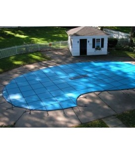 GLI 16X32 Secur&Clean Mesh Swimming Pool Safety Cover