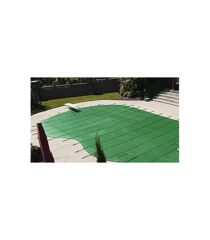 Gli Swimming Pool Safety Cover 14x28 Promesh Gli Safety Cover