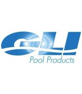 GLI Pool Products Grecian 16-6 X 32-6 Inground Vinyl Pool Liner Destination Series 28 Mil