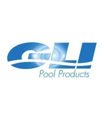 GLI Pool Products Grecian 16-6 X 32-6 Inground Vinyl Pool Liner Signature Plus Series 28 Mil Wall / 28 Mil Bottom