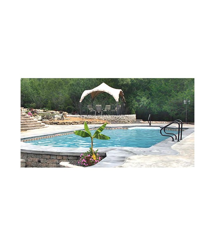 Performance Pool Products Grecian 20 6 X 40 6 Inground