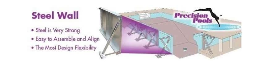 Steel Wall Pool Kits