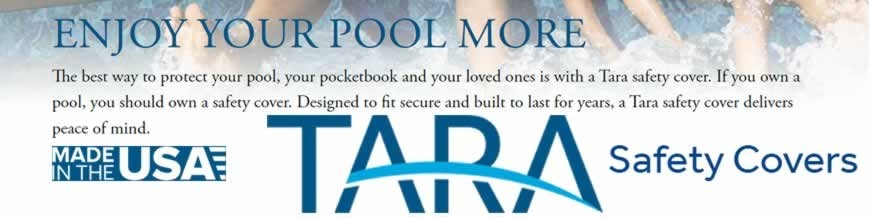 Tara Pool Safety Covers