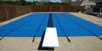 GLI Safety Cover Description GLI Pool Products Safety Covers Secur-A-Pool , ProMesh, Secur&Clean & HyPerLite Covers