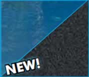 Latham Performance pool liners Black Granite pool liner pattern