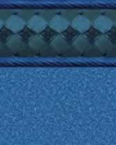 Latham Performance pool liners Ocean Barolo Wall Natural Blue Bottom liner pattern