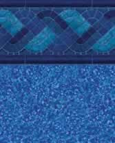 Latham Performance pool liners Williamsport Wall Bluestone Bottom liner pattern