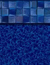Merlin Industries vinyl pool liners Mission Beach Tile Princeville Bottom