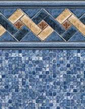 Merlin Industries Best Lowest Price Inground vinyl pool liners Corolla Beach Tile Outer Banks Bottom liner pattern